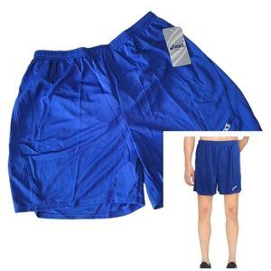 Asics Mens Blue Fitness Running Short